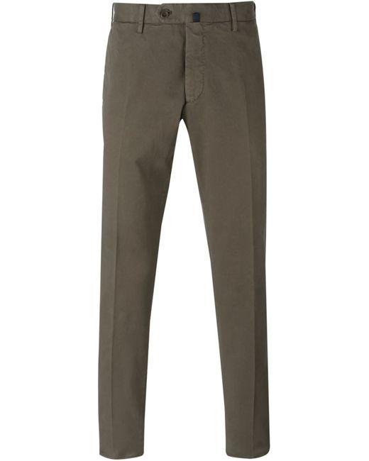 Incotex   Мужское Коричневый Chino Trousers