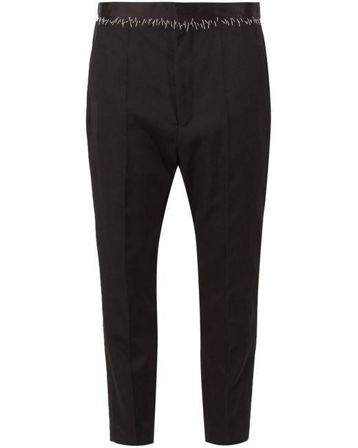 Haider Ackermann | Женское Чёрный Stitched Detail Trousers