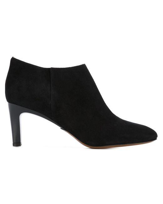 L' Autre Chose | Женские Чёрные Ботинки По Щиколотку