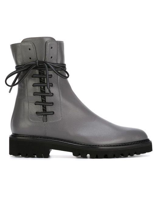 A.F.Vandevorst   Женское Серый 152x3622 Boots