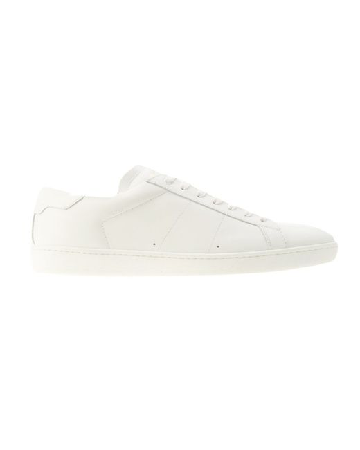 Saint Laurent   Белый Slush Sneakers
