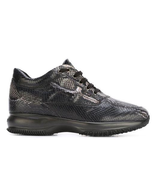 Hogan | Женское Чёрный Interactive Sneakers