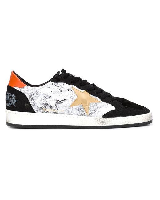 Golden Goose | Чёрный Super Star Sneakers