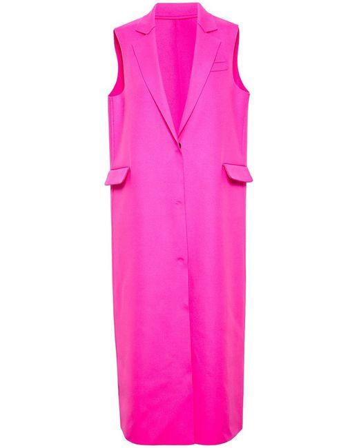 MSGM | Женское Wool-Blend Gilet