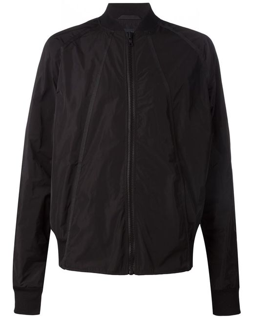 Christopher Raeburn | Мужское Чёрный Grosgrain Band Bomber Jacket