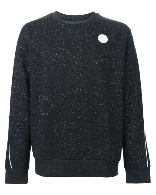 CMMN SWDN | Мужское Серый Logo Patch Sweatshirt
