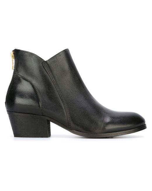 H By Hudson | Чёрный Apisi Boots