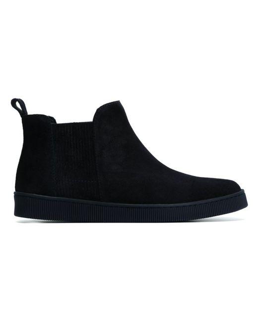 Pedro García | Синий Ankle Boots