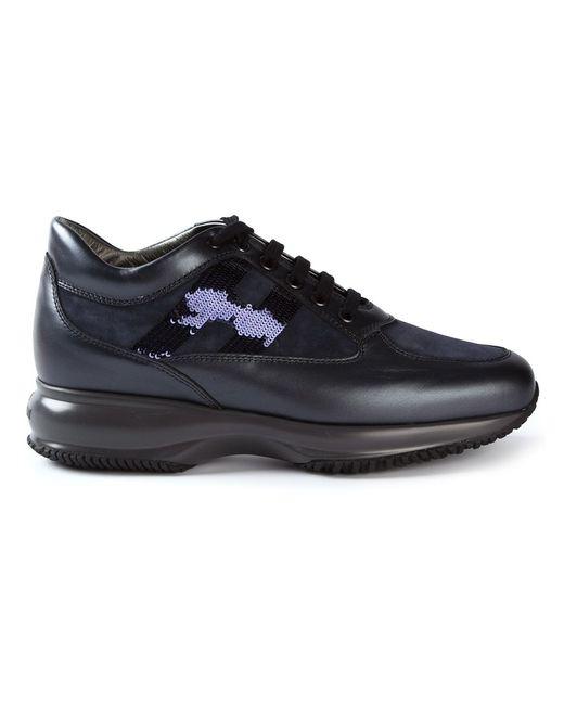 Hogan | Женское Синий Interactive Sneakers