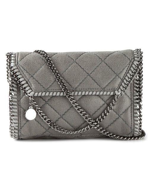 Stella Mccartney | Женское Серый Falabella Shoulder Bag