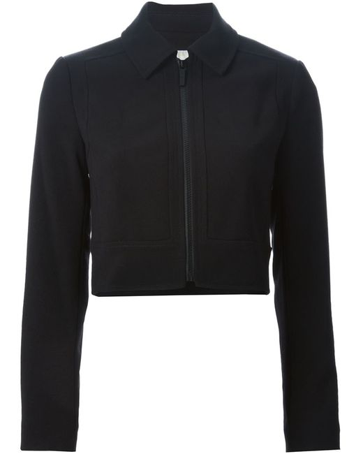 Michael Michael Kors | Женское Чёрный Cropped Jacket