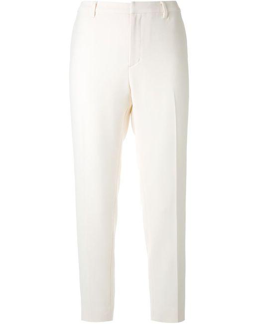 LE CIEL BLEU | Женское Белый Cropped Trousers
