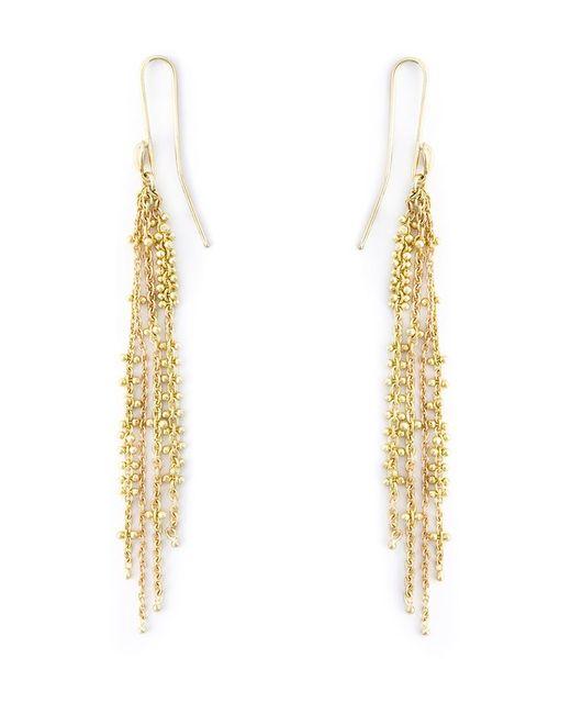 NATASHA COLLIS | Женское Серебристый Waterfall Pin Earrings