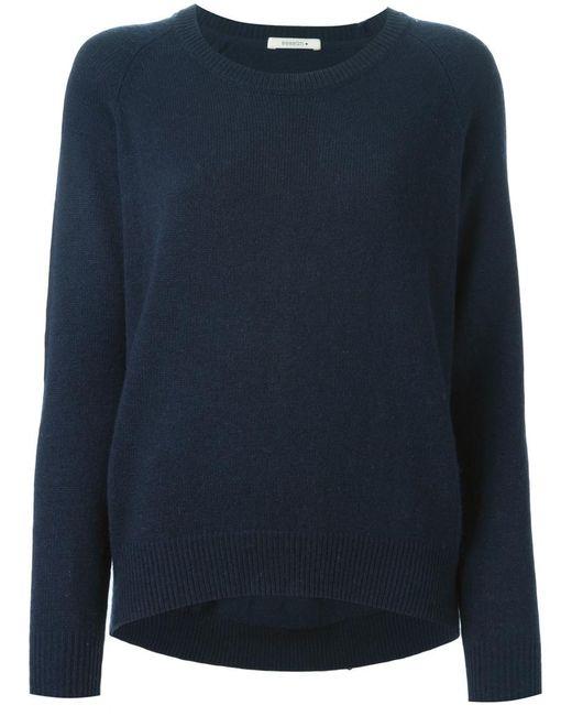 Sessun | Женское Синий Middlebury Sweater