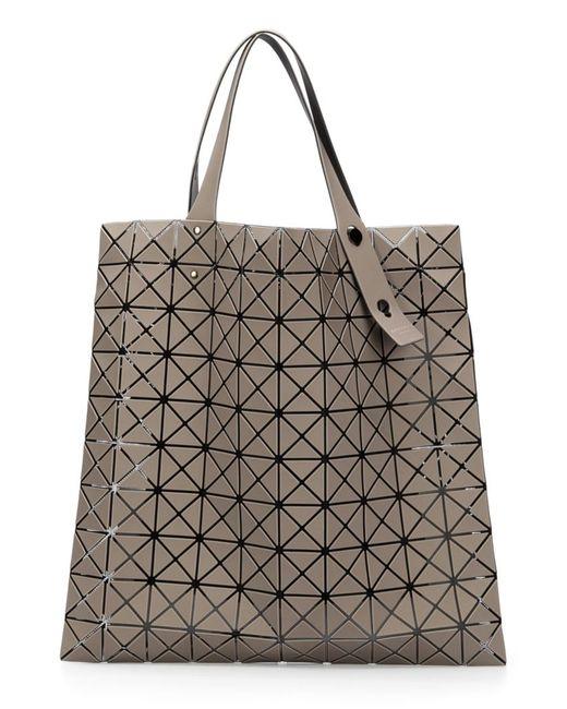 BAO BAO ISSEY MIYAKE | Женское Серый Geometric Pattern Tote Bag