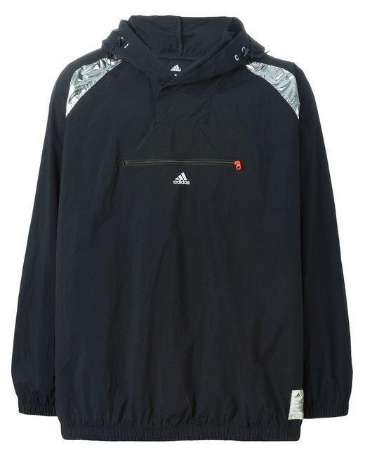 Adidas | Мужской Чёрный Спортивный Топ X Kolor