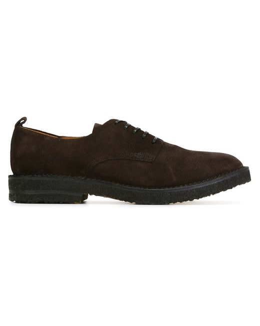 BUTTERO® | Мужское Коричневый Classic Derby Shoes
