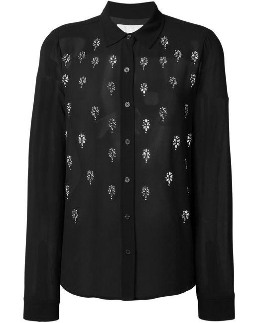 Michael Michael Kors | Женское Чёрный Beaded Shirt