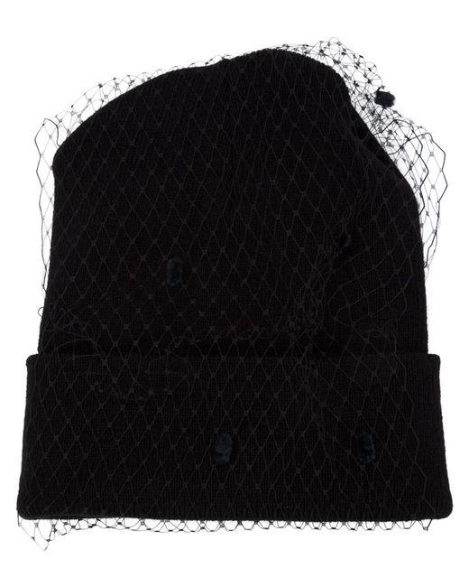 House Of Lafayette | Женское Чёрный Milou Beanie Hat