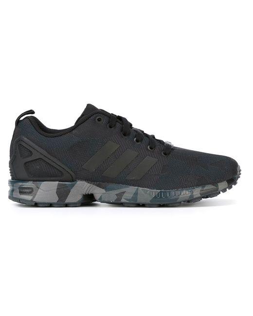 adidas Originals | Мужское Чёрный Zx Flux Sneakers