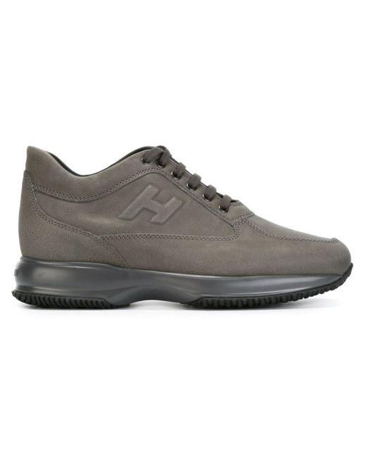 Hogan | Мужское Серый Interactive Sneakers
