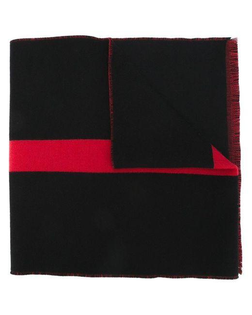 Givenchy   Мужское Чёрный Oversize Scarf