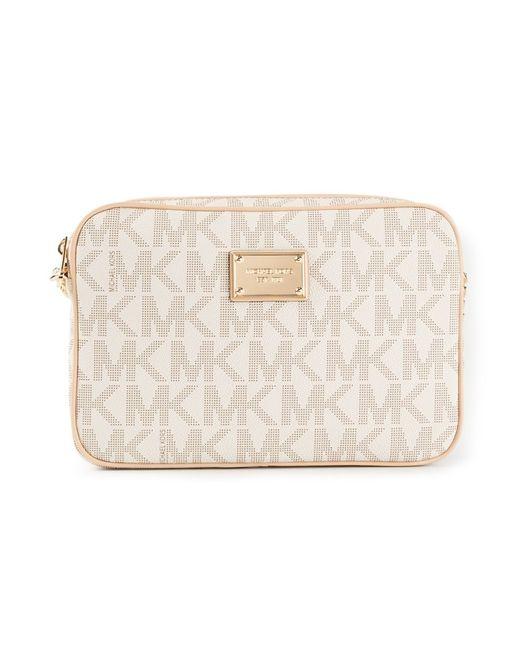 Michael Michael Kors | Женское Белый Cross Body Bag