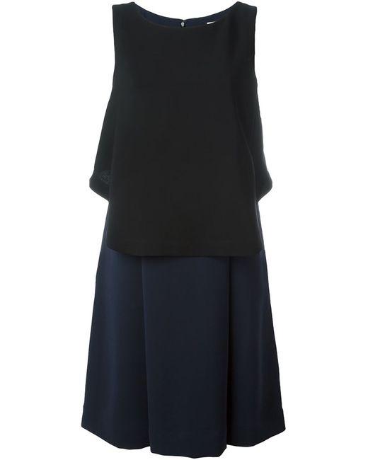PUBLIC SCHOOL | Женское Чёрное Платье Flamenco