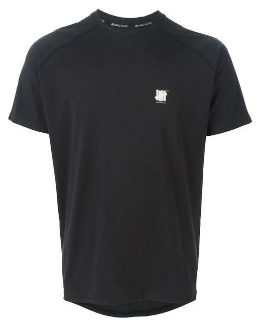 Undefeated | Мужское Чёрный Round Neck T-Shirt