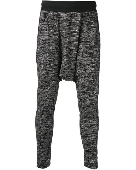DRIFTER | Мужское Серый Typhon Drop-Crotch Track Pants