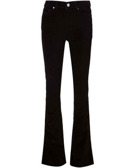 Paige   Женское Чёрный Lou Lou Flared Trousers