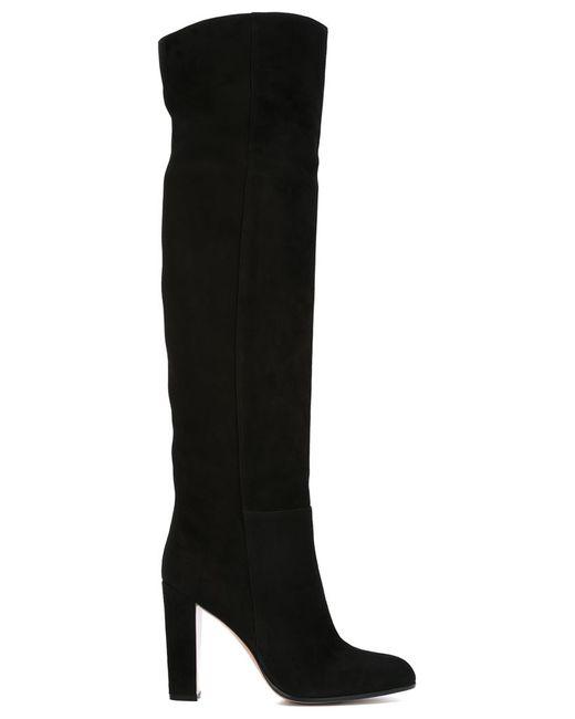 Gianvito Rossi | Женское Чёрный Elke Knee High Boots