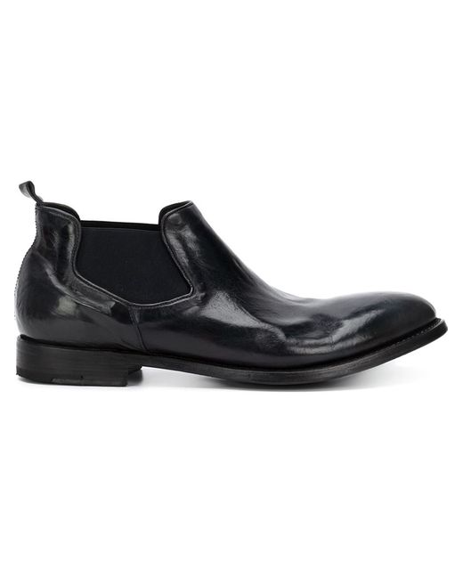 Alberto Fasciani | Мужское Чёрный Loafer Shoes