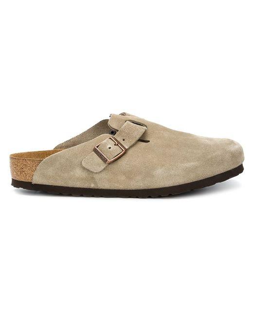 Birkenstock | Мужское Nude & Neutrals Buckled Sandals