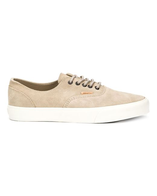 Vans | Мужское Nude & Neutrals Lace-Up Sneakers