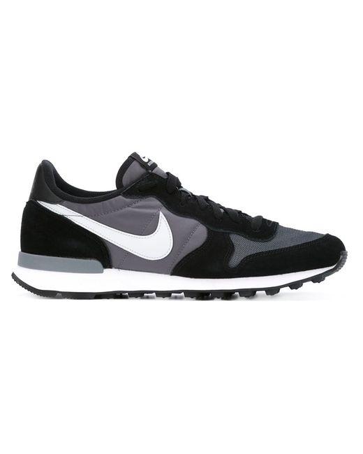 Nike | Мужское Серый Internationalist Sneakers