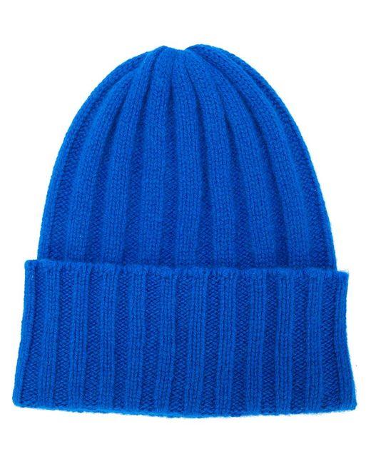 The Elder Statesman | Женское Синий Short Bunny Echo Hat
