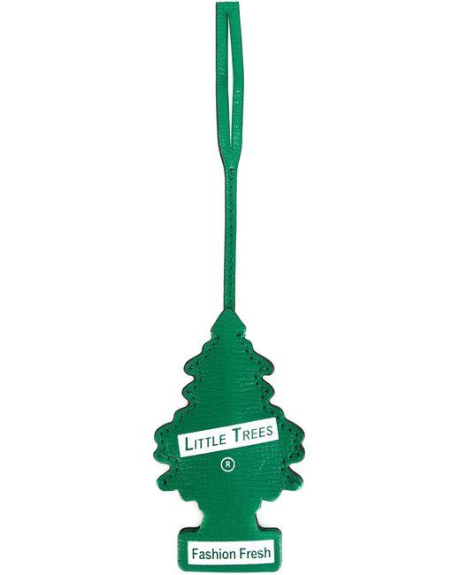Anya Hindmarch   Зелёный Брелок Для Ключей Little Tree