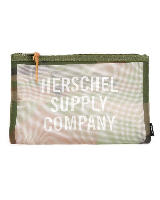 Herschel Supply Co. | Мужской Зелёный Несессер Network