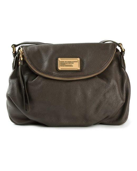 Marc by Marc Jacobs | Женское Серый Classic Q Natasha Cross Body Bag