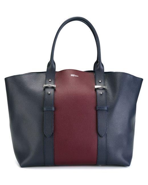 Alexander McQueen | Женское Синий Legend Shopper Tote
