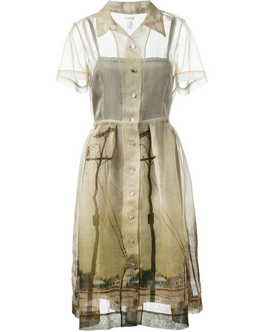 Dosa | Женское Nude & Neutrals Платье Watts Towers