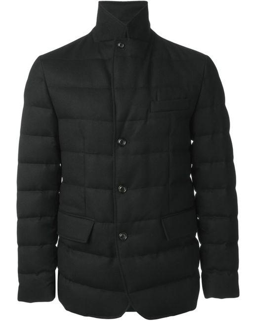 Moncler | Мужское Чёрный Rodin Padded Jacket