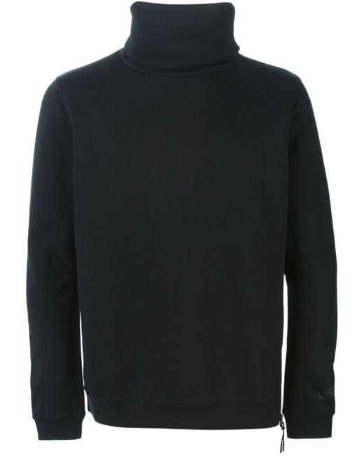 Nike | Мужское Чёрный Tech Fleece Sweatshirt
