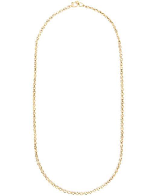 IRENE NEUWIRTH | Женская Жёлтая Золотая 18К Цепь На Шею
