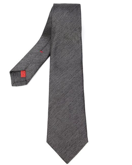 Isaia | Мужское Серый Woven Tie