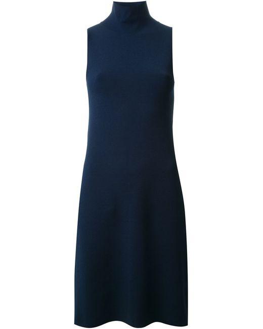 SCANLAN THEODORE   Женское Синее Вязаное Платье