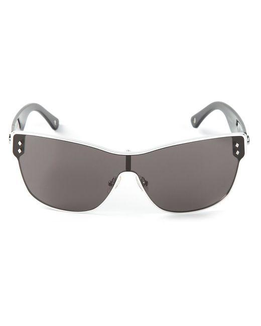 Moncler | Женское Чёрный Square Frame Sunglasses