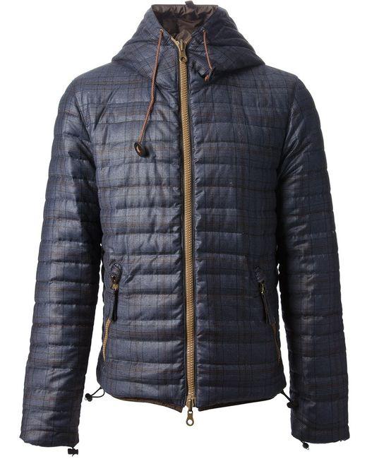 Duvetica | Мужское Синий Reversible Jacket