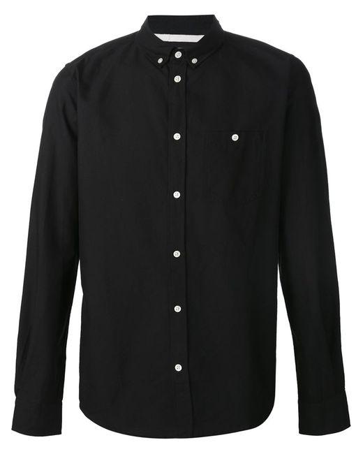 Norse Projects   Мужская Чёрная Рубашка Anton